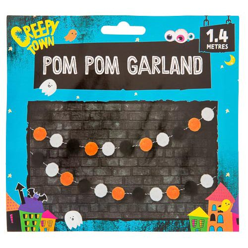 Pom Pom Garland