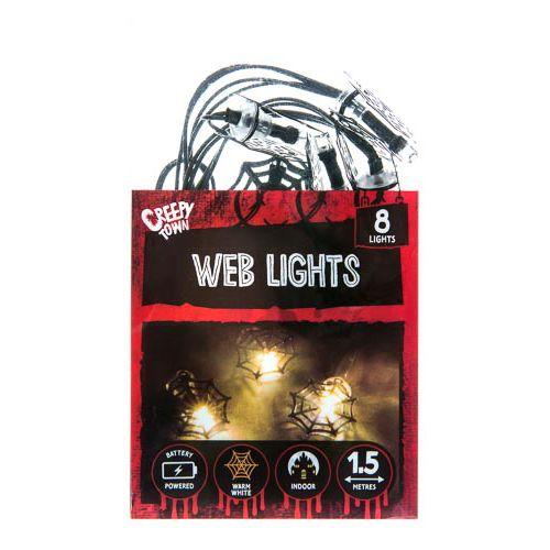 Eyeball/web/skull/ghost Lights