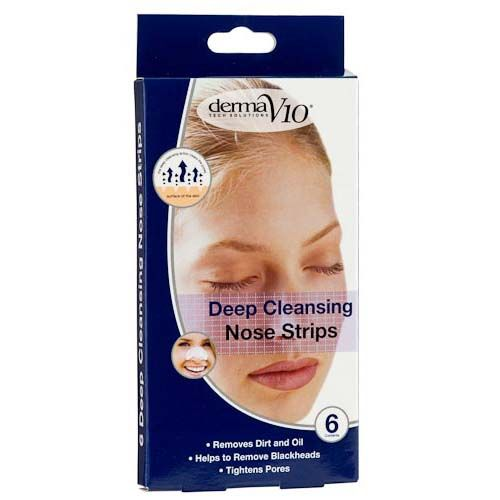 DEEP CLEANSING NOSE STRIPS 6 PACK