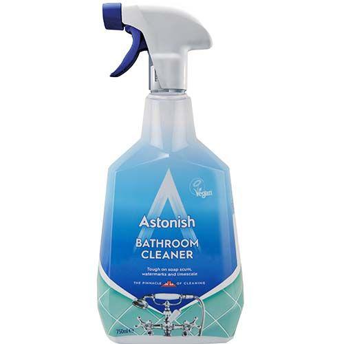 Astonish Bathroom Spray 750ml