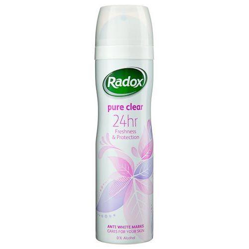 Radox Pure Clear Anti Perspirant Deodorant 150ml