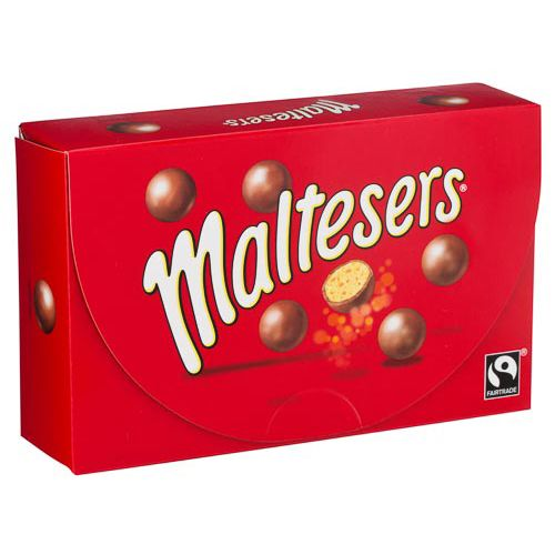 MALTESERS CHOCOLATE BOX 120G