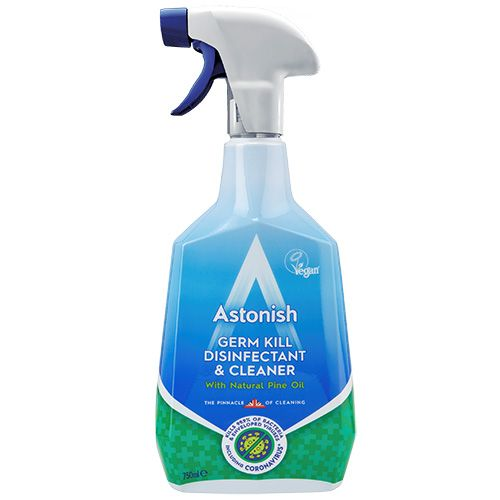 Astonish Germ Clear Disinfectant Trigger 750ml
