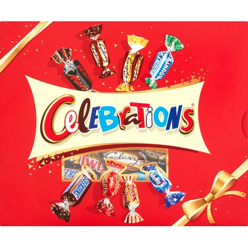Mars Celebrations Carton 240g