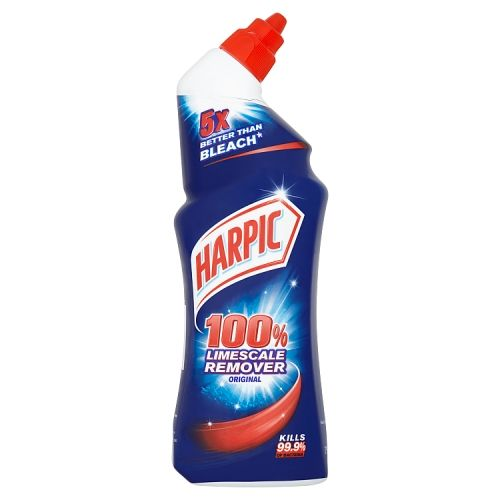 HARPIC 100% LIMESCALE REMOVER ORIGINAL 750ML
