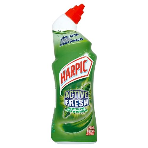 Harpic Active Fresh Toilet Cleaner Gel Pine 750ml