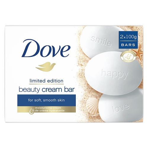 Dove Soap Bar Original 2x100g 2pk
