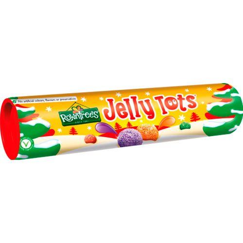 Nestle Jelly Tots Giant Tube 130g