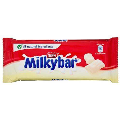 Milkybar Block 100g
