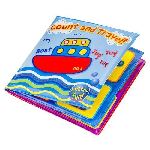Baby Bath Book