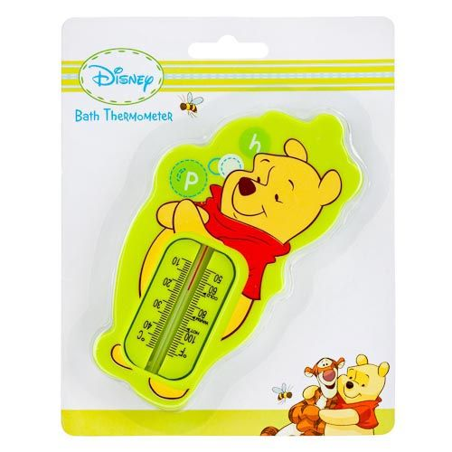 Winnie The Pooh Bath Thermometer