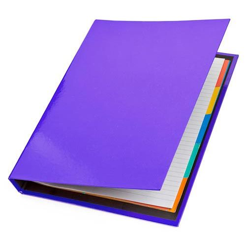 Ring Binder And Divider Pack A4