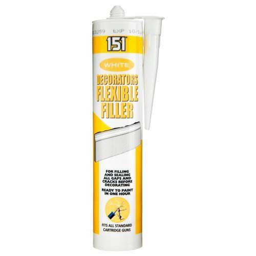 151 Decorators Flexible Filler Cartridge 310ml