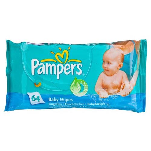PAMPERS FRESH 64 PACK