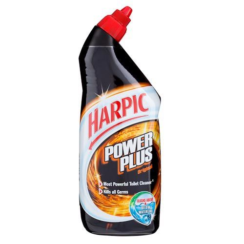 HARPIC POWER PLUS ACTIVE CLEANING GEL 750ML