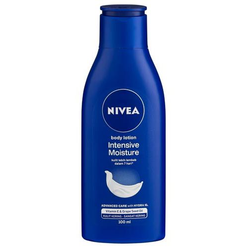 NIVEA INTEN MOIST LOTION 100ML