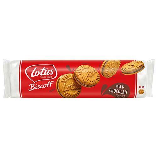 Lotus Biscoff Sandwich Chocolate Cream 110g
