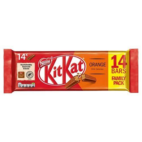 Kit Kat 2 Finger Orange 14x20.7g