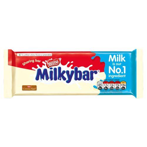 Milkybar Block 90g