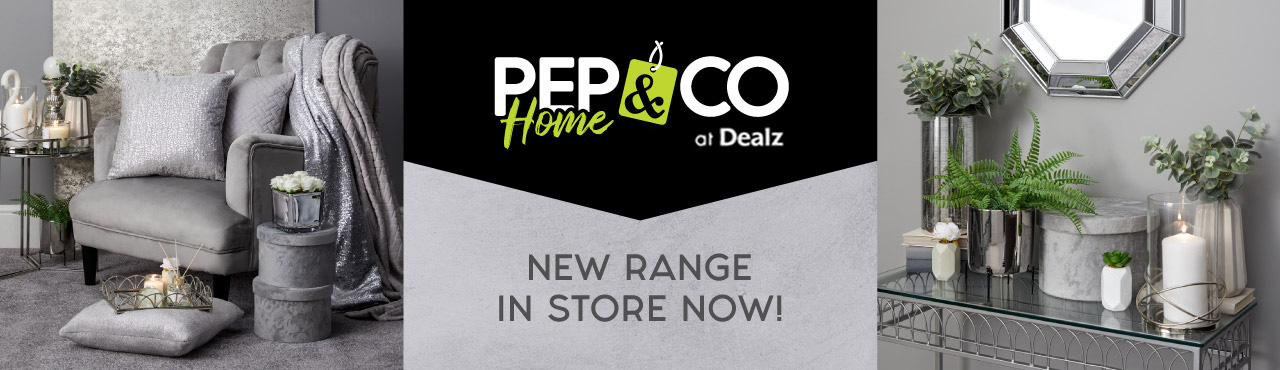 New PEP&CO Home range in store now