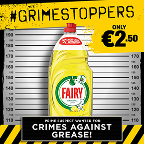 Grime Stoppers Fairy