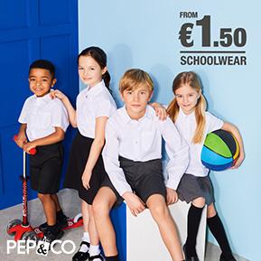 PEP&CO School Uniforms
