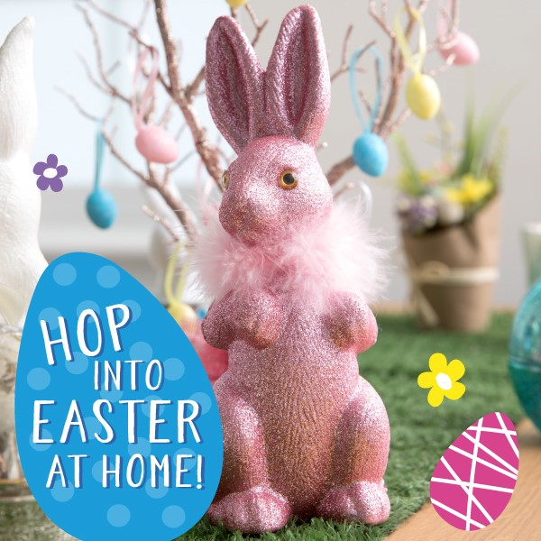 Hop Into Easter At Home