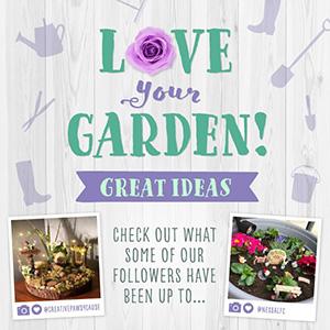 Love Your Garden Promo