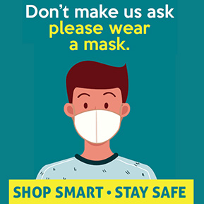 Shop Smart Stay Safe
