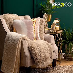 NEW & Exclusive PEP&CO Home In Stores Now
