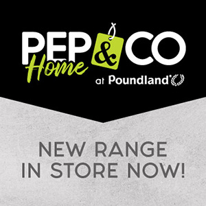 New PEP&CO Home Sprin/Summer range in-store now